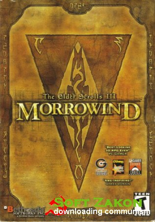 The Elder Scrolls III: GOTY SE (2002/PC/RePack/RUS)