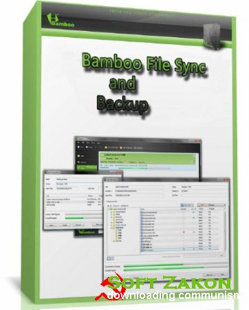 Bamboo File Sync and Backup 3.4 Professional Edition