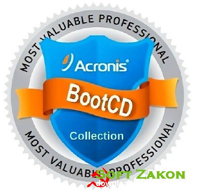 Acronis BootCD 2012 9 in 1 Grub4Dos Edition (05/15/2012) Russian