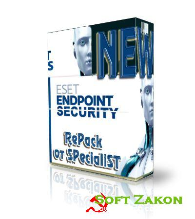 ESET Endpoint Security v.5.0.2122.10 RePack by SPecialiST