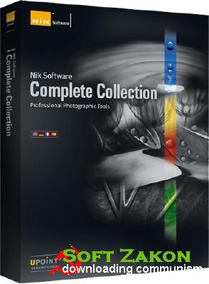 Nik Software Complete Collection 2012 for Windows + Serial