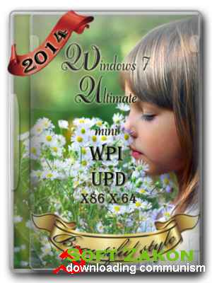 Windows 7 Ultimate mini WPI UPD x86x64 [Ru]