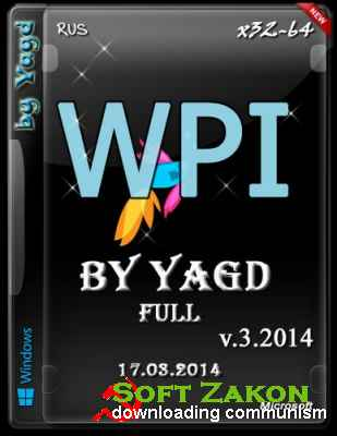 WPI by Yagd Full (Yagd BS Post Installer v.3.2014) 17.03.2014