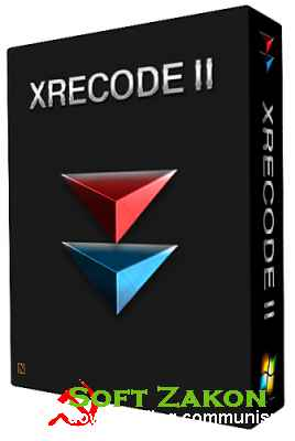 Xrecode II + Portable 1.0.0.228 (ML/RUS) 2015