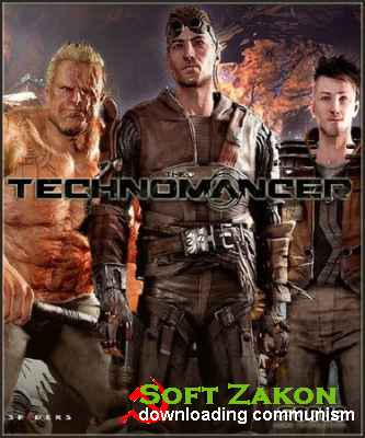The Technomancer (2016/RUS/ENG/RePack by xatab)