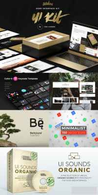 Best Of Ultimate Designers Pack By Ui8.Net