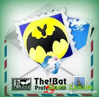 The Bat! Professional 8.0.10 Final RePack / Portable 2018